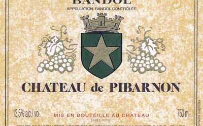 The Best of Bandol: Wine & Spirits Reviews Pibarnon