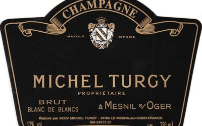 Turgy Champagne Highlighted In Forbes