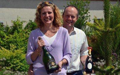 "Vesselle 'Petit Clos' A ""Stellar Champagne"""