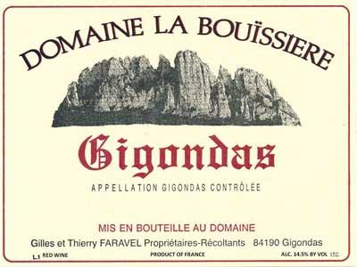 Wine Spectator Interviews Domaine la Bouissiere's Thierry Faravel