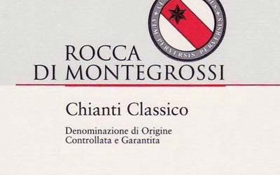 """2014 Rocca di Montegrossi Chianti Classico """"Wine of the Vintage"""""""