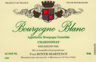 Top Somm Tips Hat For Boyer Bourgogne Blanc