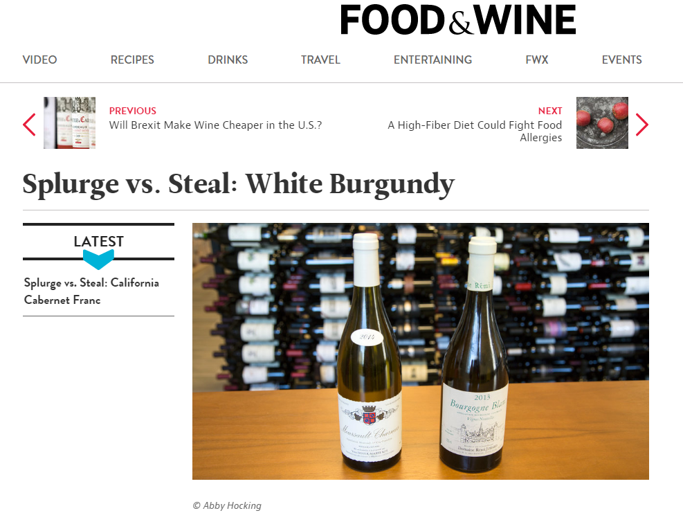 food wine aspen ray isle north berkeley imports