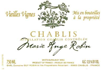 Chablis' Marie-Ange Robin A Female Grower Pioneer