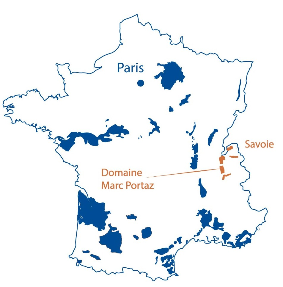 Domaine Marc Portaz Savoie North Berkeley Imports