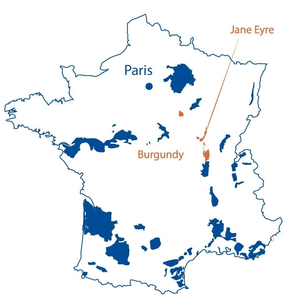 Maison Jane Eyre North Berkeley Imports