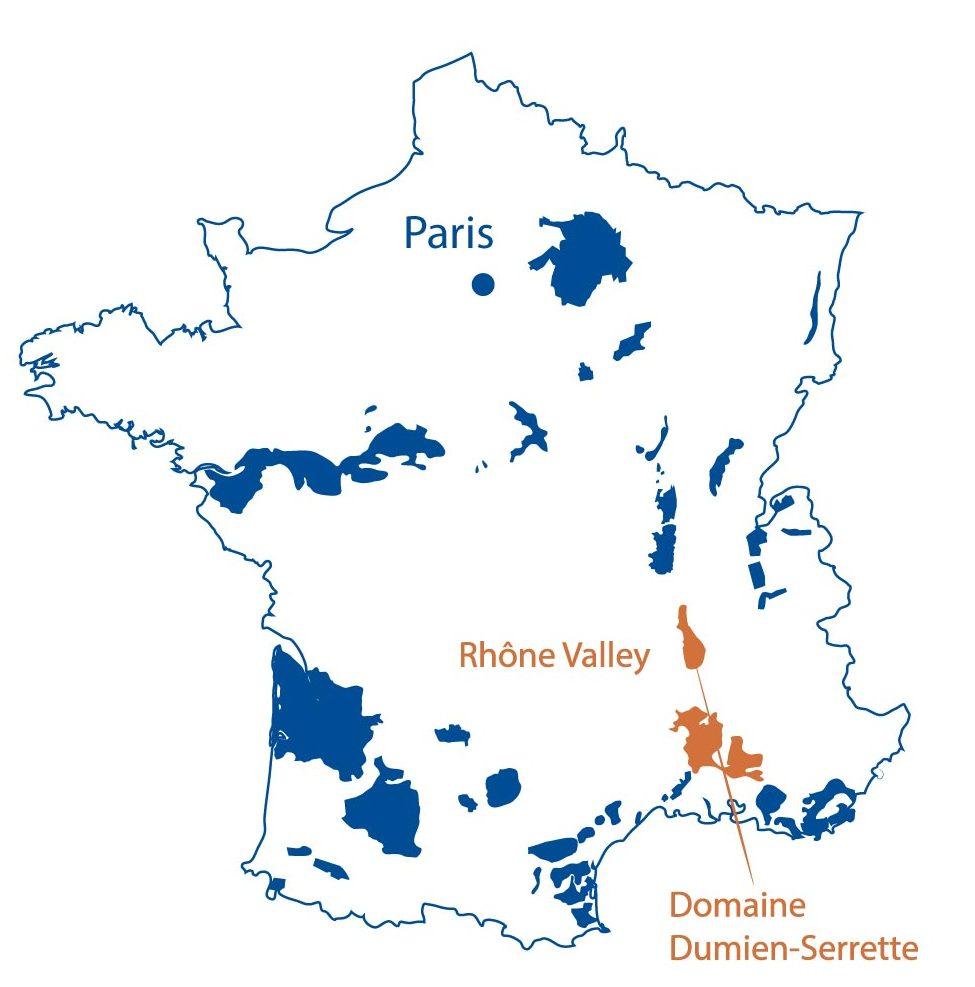 Domaine Dumien Serette Cornas France