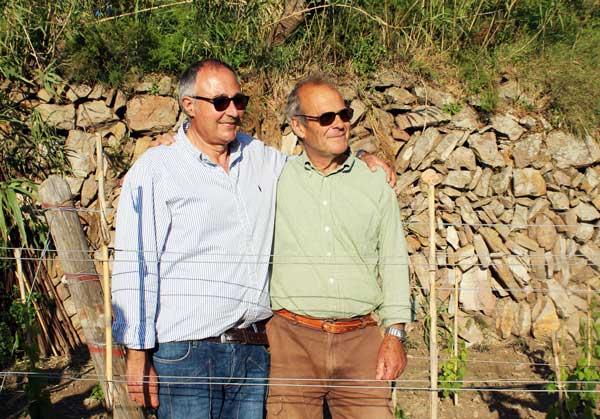 "A First! ""Three Glasses"" For Antonino Caravaglio"