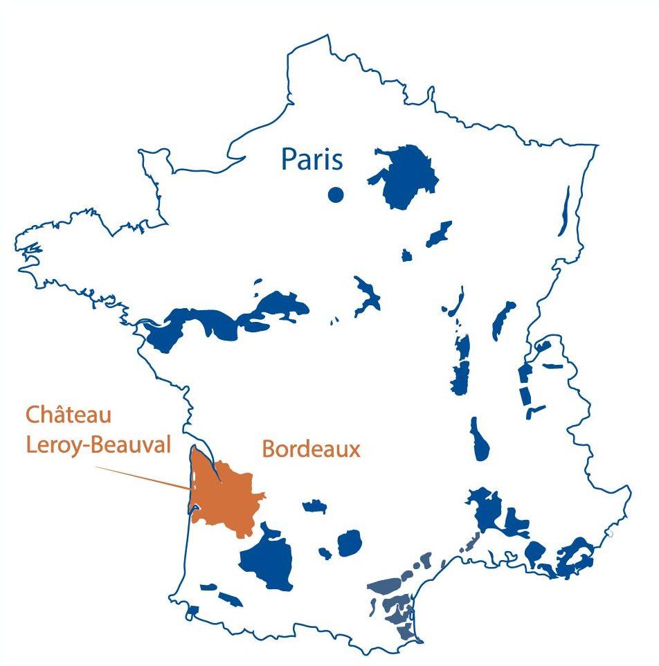 Chateau Pontete Bellgrave Bordeaux North Berkeley Imports