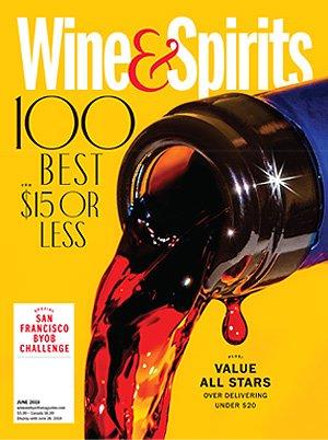 wine and spirits june 2019