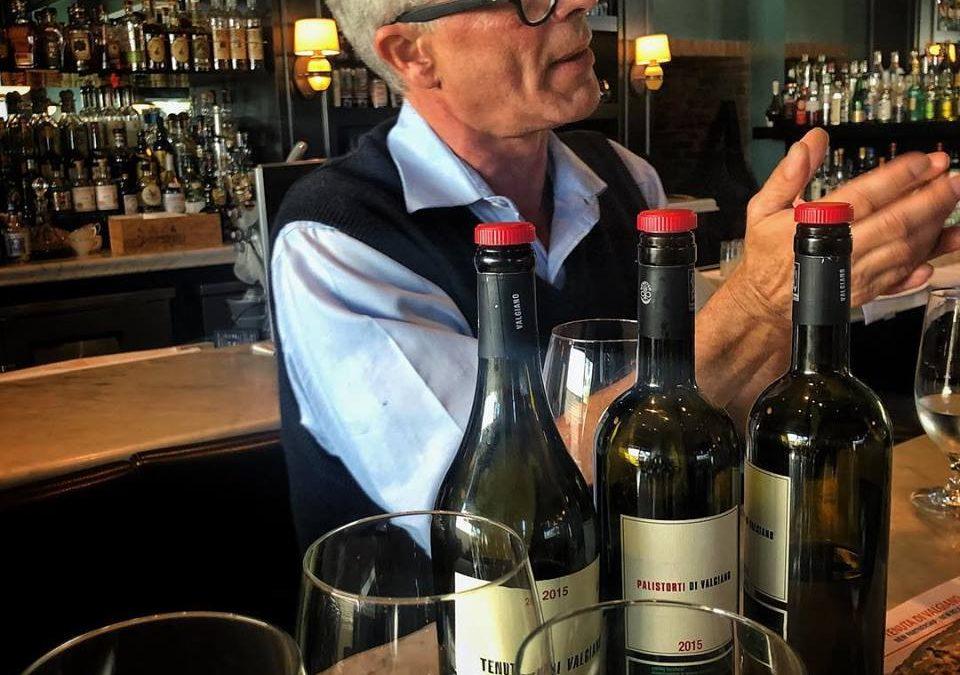 "Vinous: Tenuta di Valgiano ""Well-Worth Checking Out"""