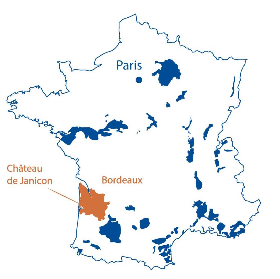 Chateau Janicon Bordeaux North Berkeley Imports
