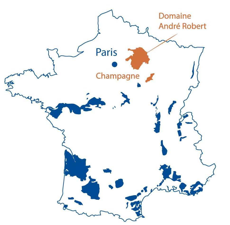 Domaine Andre Robert Champagne