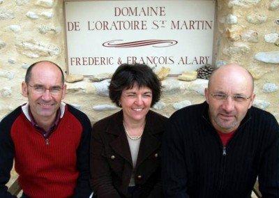 Domaine de L'Oratoire Saint-Martin