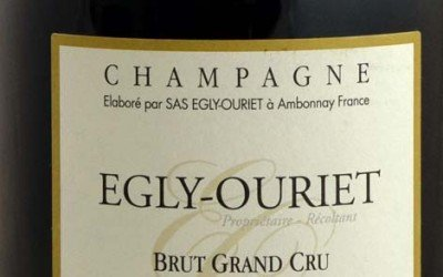 2008 Egly-Ouriet Millesime Hits The Highest Mark