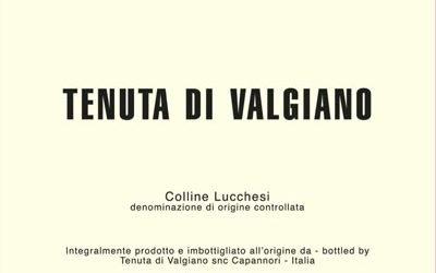 Tenuta di Valgiano Wins Three Glasses, Again!