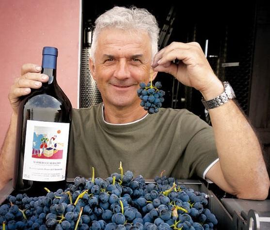 Barolo's Voerzio Wines at James Suckling Event